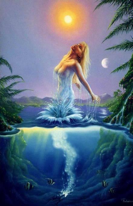 vodní víla