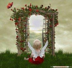 Portal de los pequeños angelitos