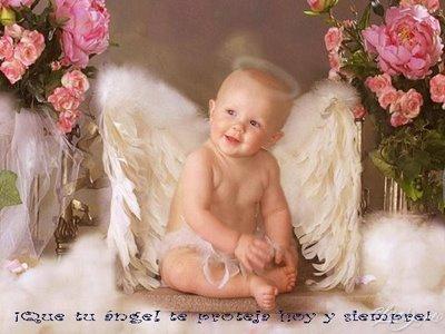 Que tu ángel te proteja