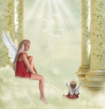 She_is_our_Angel_by_Paigesmum