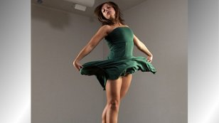 dancing-girl
