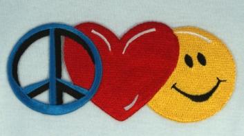 PeaceLoveHappiness